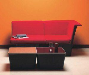 Mobillier d'accueil - Canapés et fauteuils - FORUM DIFFUSION