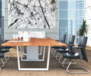 Mobilier de réunion - Table de réunion - FORUM DIFFUSION