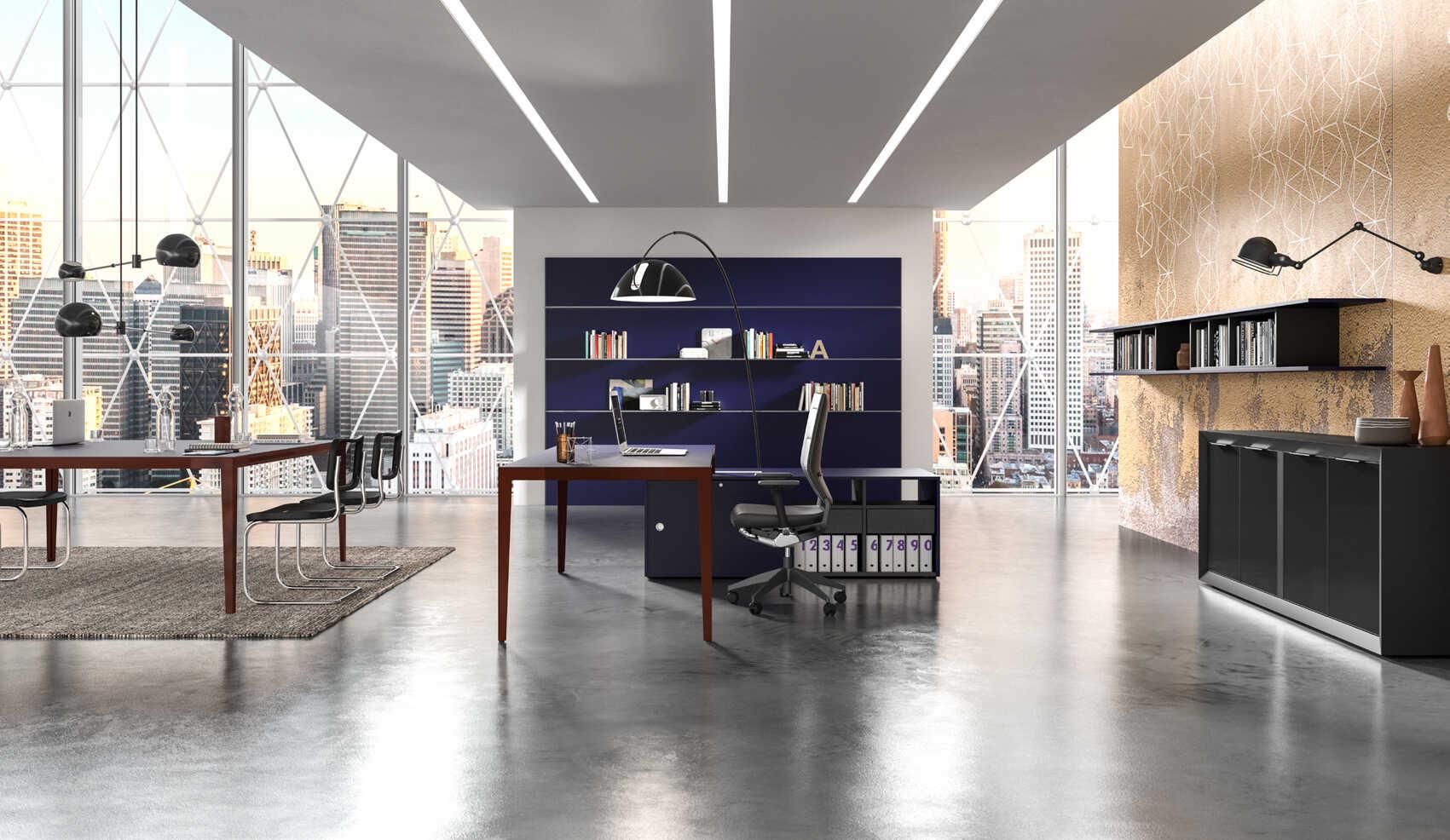 Moderne Bureau 2021